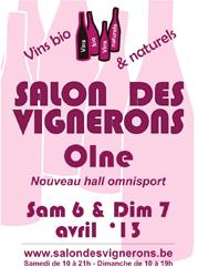Salon vignerons Olne 1