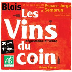 Les vins du coin 2013